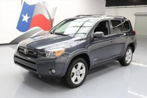 2007 Toyota RAV4 SPORT SUNROOF BLUETOOTH ROOF RACK Photo