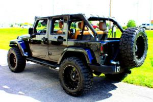 "2013 Jeep Wrangler New 3.5"" Lift Kit With Stabilizer"