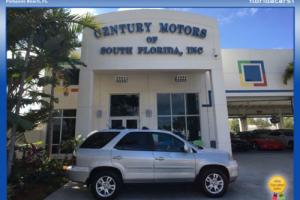 2004 Acura MDX AWD SUV 2 Owners Accident Free CPO Warranty