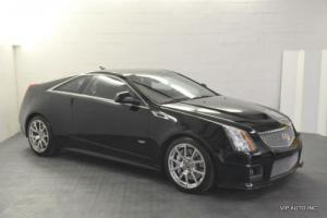 2011 Cadillac CTS 2dr Coupe