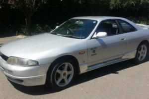 nissan skyline r33 1995  L& P PLATE FRIENDLY ,drift , not wrx  supra, drift Photo