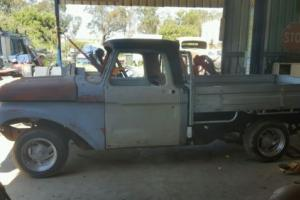 Hot Rod Ford F100 Truck Rat Rod