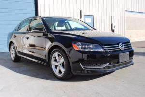2012 Volkswagen Passat SE 2.5L Automatic Sedan One Owner