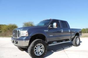 2007 Ford F-250 Lariat Lifted Diesel 4x4 XD Wheels 37s!!!