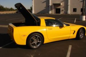 2001 Chevrolet Corvette Stingray
