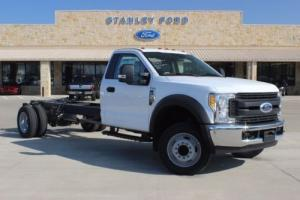 2017 Ford F-550 Cab/Chassis
