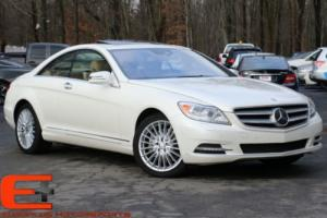 2013 Mercedes-Benz CL-Class CL550 4MATIC Coupe