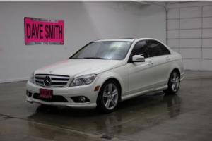 2010 Mercedes-Benz C-Class 4dr Sdn C300 Luxury 4MATIC