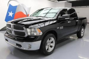 2014 Dodge Ram 1500 BIG HORN HEMI 4X4 LEATHER NAV 20'S Photo