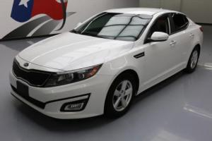 2014 Kia Optima LX AUTO CRUISE CTRL ALLOY WHEELS