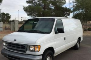 1999 Ford E-Series Van RV