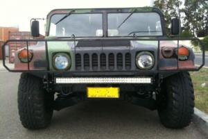 1987 AMERICAN MILITARY HMMWV HUMMER H1 AM GENERAL THE REAL DEAL