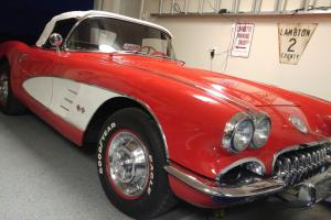 1958 Chevrolet Corvette original | eBay
