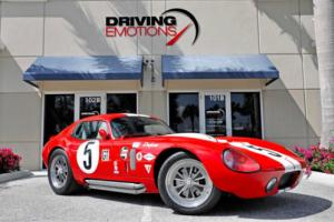 1965 Shelby SUPERFORMANCE DAYTONA COUPE ROUSH 427R