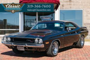 1970 Dodge Challenger RT Trim
