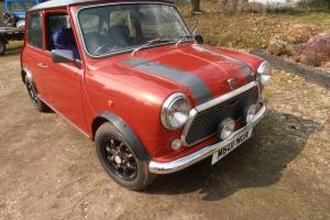 ROVER MINI MAYFAIR 1275cc AUTO 1994 FULL MOT TAXED EXCELLENT CONDITION