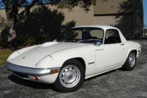 1970 Lotus Other ELAN S4 TYPE 36 FHC SE SPECIAL EQUIPMENT