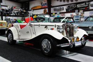 1952 MG T-Series Replica