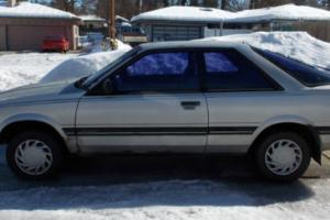 1988 Subaru GL Photo