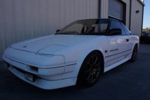 1987 Toyota MR2