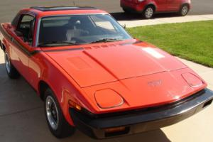 1976 Triumph Other TR7 Fixed Head Coupe