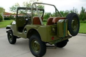 1954 Willys M38 A1