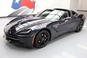 2015 Chevrolet Corvette STINGRAY 2LT 7SPD HUD CLIMATE SEATS