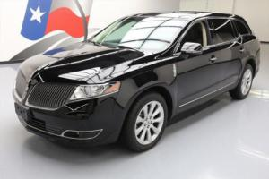 2016 Lincoln MKT VENT LEATHER DUAL SUNROOF REAR CAM