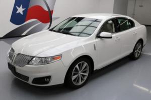 2011 Lincoln MKS CLIMATE LEATHER NAV REAR CAM 19'S