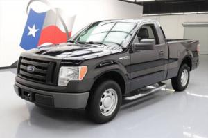 2011 Ford F-150 XL REGULAR CAB SIDE STEPS TOW HITCH