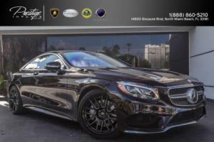 2015 Mercedes-Benz S-Class 550 Photo