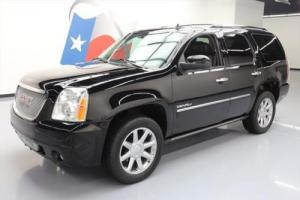 2013 GMC Yukon AWD DENALI 7-PASS SUNROOF NAV DVD