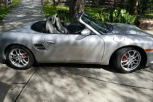 2003 Porsche Boxster Photo