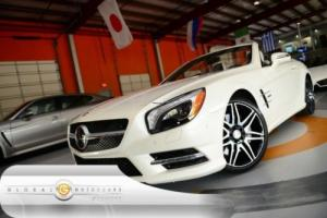 2015 Mercedes-Benz SL-Class White Arrow Edition