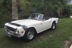 Triumph TR6 for Sale