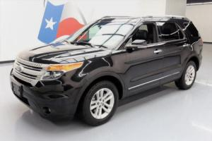 2014 Ford Explorer XLT 7-PASS DUAL SUNROOF NAV