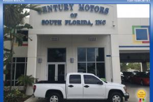 2006 GMC Canyon Crew Cab 1 Owner  CPO Warranty No Accident