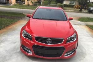 2014 Chevrolet SS Photo