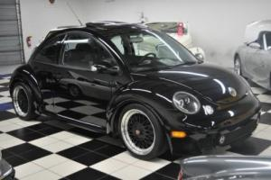 2003 Volkswagen Beetle-New One Owner Since New! Rare 6-Speed Manual!