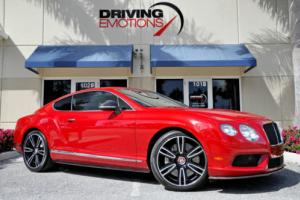 2013 Bentley Continental GT V8 Mulliner Coupe Photo