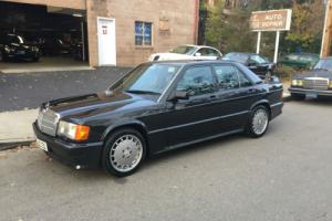1990 Mercedes-Benz 190-Series