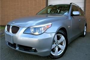2007 BMW 5-Series 530xiT