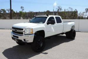 "2011 Chevrolet Silverado 3500 4WD Crew Cab 153.7"" SRW LTZ Photo"