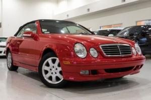 2000 Mercedes-Benz CLK-Class Convertible Photo