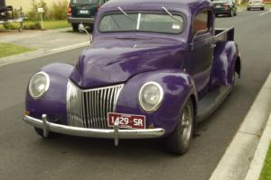 FORD HOT ROD 1939 PICK UP
