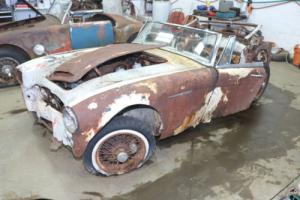 1965 Austin Healey 3000 Restoration or Parts Vehicle