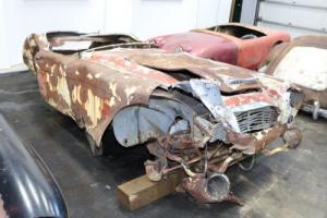 1961 Austin Healey 3000 Parts Car or Restoration