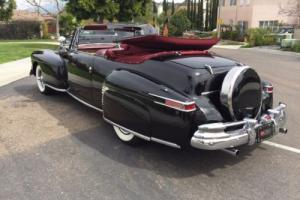 1948 Lincoln Continental Rare - Right hand drive