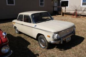 1970 NSU 1200C Prinz Photo
