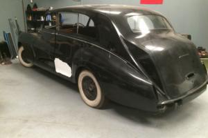 1958 Rolls-Royce James Young Silver Wraith James Young coach built long wheel base limousine